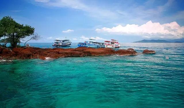 正值东南亚潜水季,拿上12海岛考证攻略出发吧